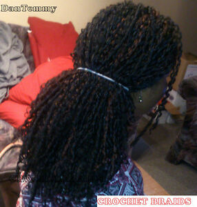 HAIR BRAIDING AND INSTALLATION- QUALITY YET AFFORDABLE!! Why? London Ontario image 6