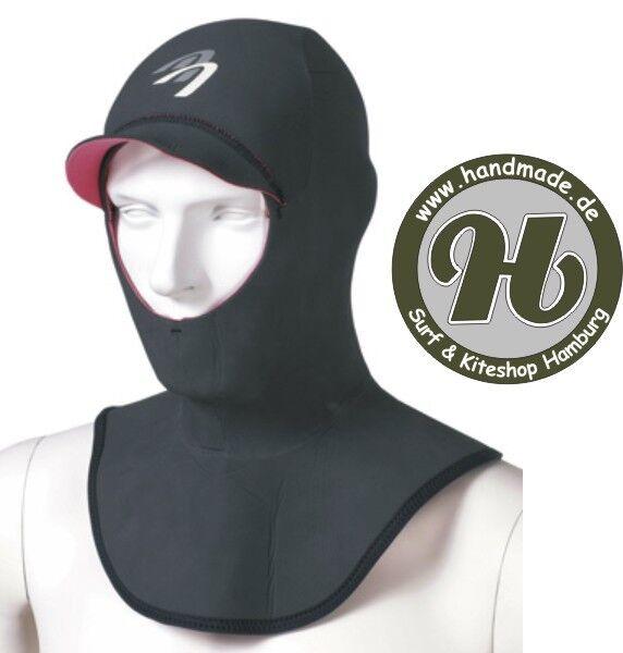 Ascan Neopren Kopfhaube Hood Comfort  - NEU - Haube Kitesurf Windsurf