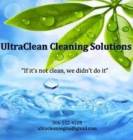 Residential & Commercial Cleaning Solutions