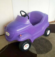 girls little tikes coupe