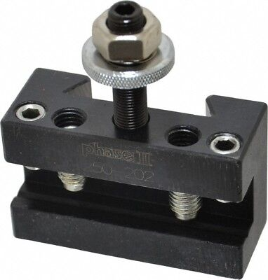 Phase Ii Series Bxa Number 2 Boring Turning Facing Tool Post Holder 1-3...