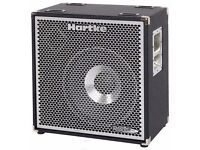 BASS CAB 1X15 HYDRIVE 500 WATTS 8 OHM HARTKE WITH COVER