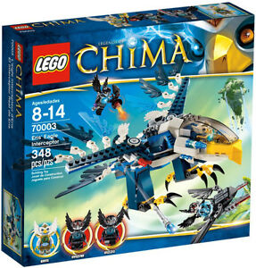 LEGO CHIMA 70003 Eris' Eagle Interceptor BRAND NEW SEALED IN BOX