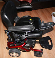 Power Wheelchair / Mobility Scooter LiteRider PTC GP162