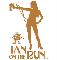 TAN ON THE RUN - Mobile Airbrush Spray Tanning
