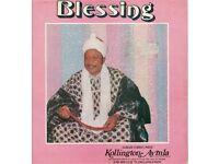 Blessing - Kollington Ayinla - Killer Afro Synth Juju Nigeria - Rare