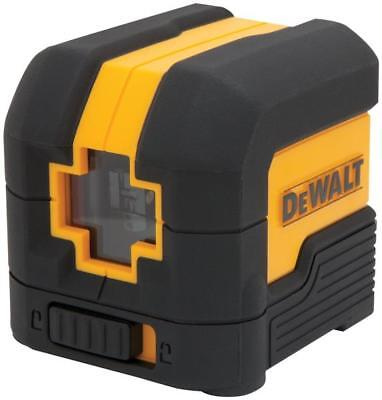 New Dewalt Dw08801 Laser Self Leveling Cross Line 50 Range Kit 2667343