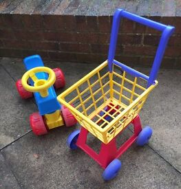 Childrens Outdoor toys