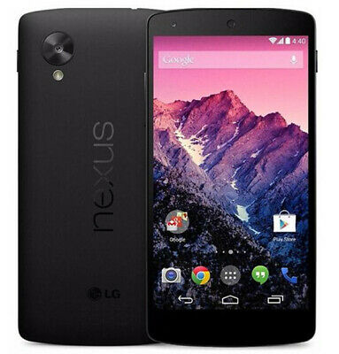 LG google Nexus 5 16GB 4G LTE D820 Android 6.0 4.95'' 8.0MP Sprint Grade A