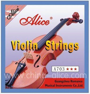 Violinsaiten A703 - Ein Satz Saiten für Violine Geige