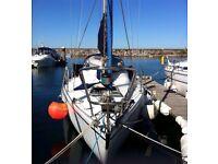 Miura 31 - Fin Keel Yacht