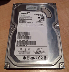Hard Drive Seagate Barracuda 80 GB