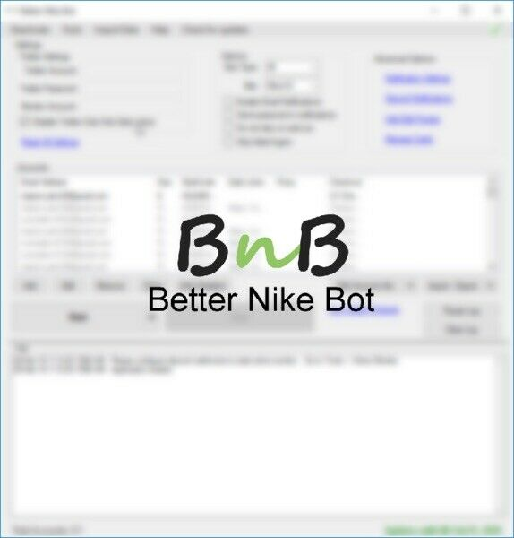 Better Nike Bot (BNB) | Snkrs Bot