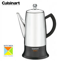 Brand New Cuisinart Percolator with Warranty on Sale