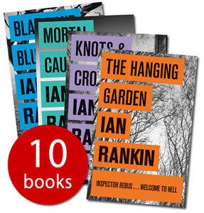 Ian Rankin Collection - 10 Books
