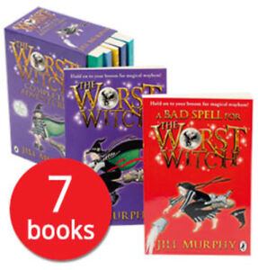 The Worst Witch Slipcase Collection - 7 Books