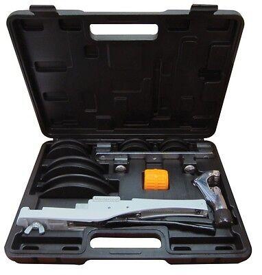 Mastercool 70070  Soft Copper Ratchet Style Tube  Bender Kit *Brand New*