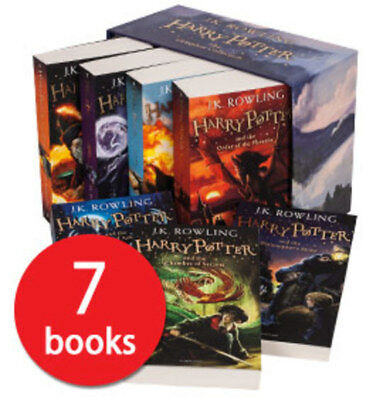 The Complete Harry Potter Box Set Collection - 7 Books