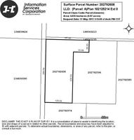 Acreage lot for sale 3 mins from Shellbrook