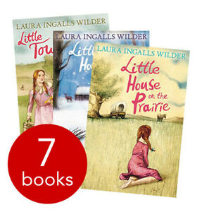 Little House on the Prairie Collection - 7 Books