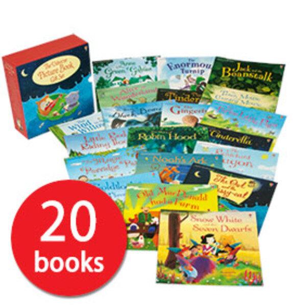Usborne Picture Book Collection - 20 Books