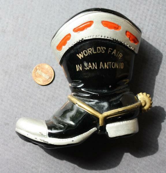 1968 San Antonio Texas Hemisfair World