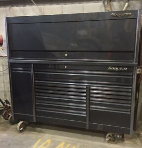 "Snap on Epic series 72"" tool box"