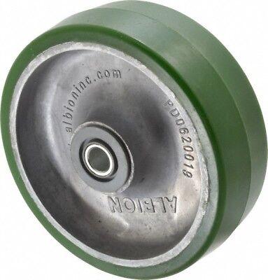 Albion 6 Inch Diameter X 2 Inch Wide Polyurethane Caster Wheel 1230 Lb. Cap...