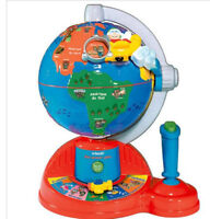 V-tech Learning Globe - Fly and Learn - FRENCH