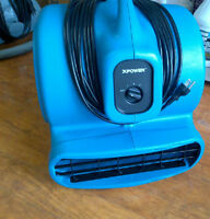 Air Mover | Blower | Fan | Cage Dryer-Floods-Carpet Clean & Dogs