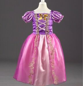 Brand New Children Rapunzel Princess Costume. 2T/3T size
