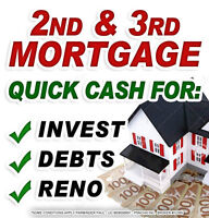 mortgag 416.300.9900 1ST second MORTGAGES  2nd mortgages