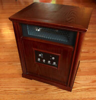 Electric Infrared Heater: lifeSMART