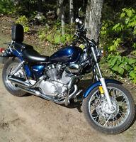 moto yamaha v-star 250