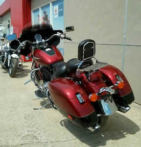 Looking for a vt1100 tourer exhaust and Hard bags London Ontario image 3