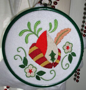 12 Days of CHRISTMAS embroidery Peterborough Peterborough Area image 6