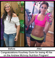 Lose weight, get toned FAST! Customized nutrition plans 30% off!