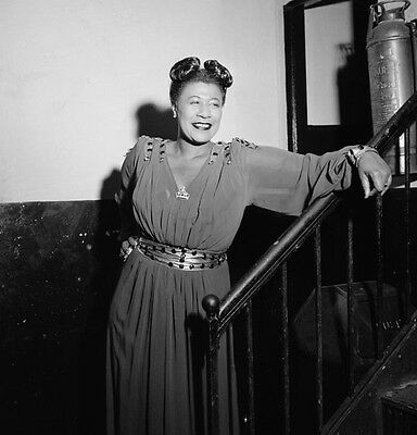 Ella Fitzgerald ‏ 10x 8 UNSIGNED photo - P1426 - American jazz singer