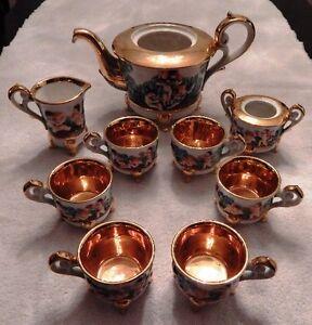 CAPODIMONTE TEA SET Belleville Belleville Area image 3