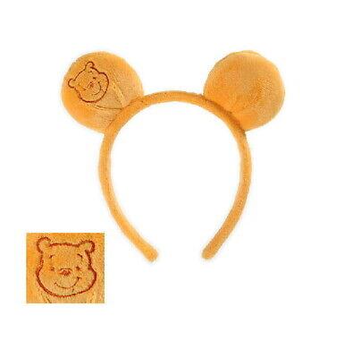 Walt Disney's Winnie the Pooh Orange Ears and Headband Child Size NEW UNWORN