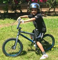Can you teach BMX basics to a 7yr old?