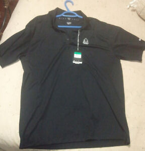 Brand new black Nike golf shirt size XL for sale or trade