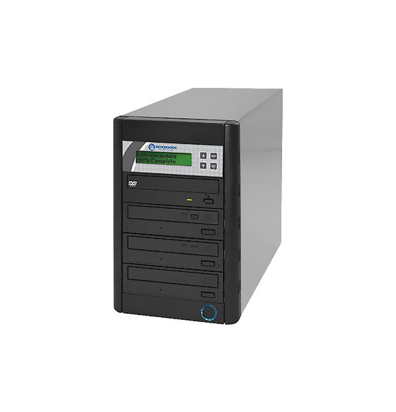 TEAC Stand-Alone 1 to 1 CD DVD Duplicator