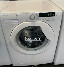Hoover 8kg washing machine free delivery in Nottingham