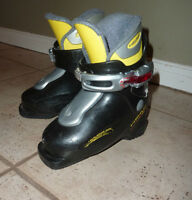 Toddler HEAD downhill ski boots, toddler size 11
