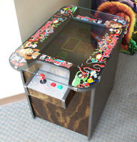 New Multicade Cocktail Cabinet with 412 Classic Arcade Games