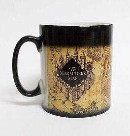Personalised Harry Potter colour changing mug