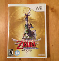 Skyward Sword for Wii (used)