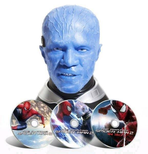 Amazing Spider-Man 2 - Limited Edition Blu ray