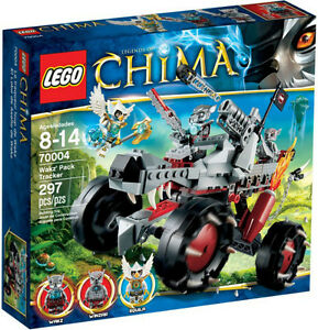 LEGO CHIMA 70004 Wakz' Pack Tracker BRAND NEW SEALED IN BOX